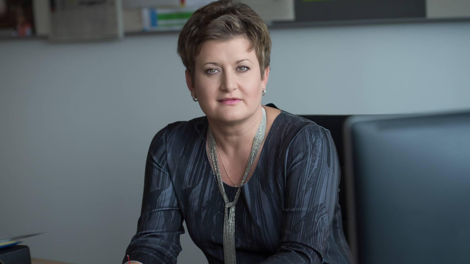 Милена Драгийска главен изпълнителен директор на Лидл България
