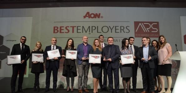 Представители на компании Lidl най-добър работодател за 2017 година