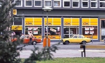 Първият магазин Lidl отваря врати през 1973