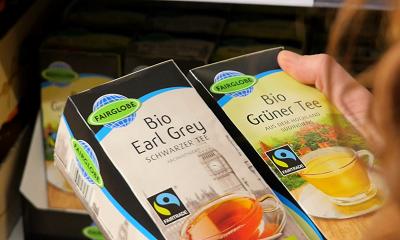 Опаковки био чай собствена марка на Lidl